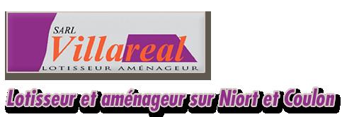 SARL VILLAREAL à NIORT et à COULON (79) Logo